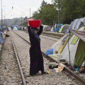 Keine Plätze für Flüchtlinge