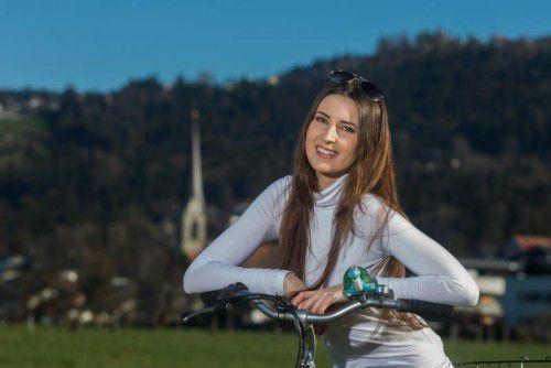 In Vorarlberg hat das Fahrrad Saison, auch bei jungen Leuten.
