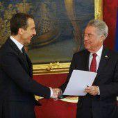 Kern verspricht neuen Deal für Österreich