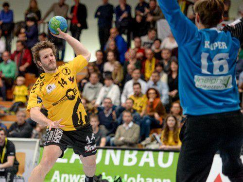 Julian Rauch wechselt von Bregenz zu St. Gallen.