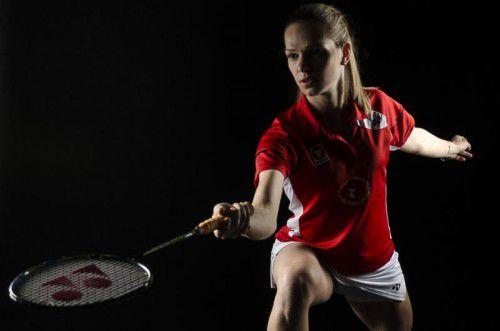 Lisi Baldauf und David Obernosterer sind die ersten Vorarlberger Olympiastarter im Badminton.