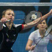 Sabrina Herbst zeigt mit drei Siegen groß auf