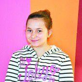 Madeleine, 13 Jahre