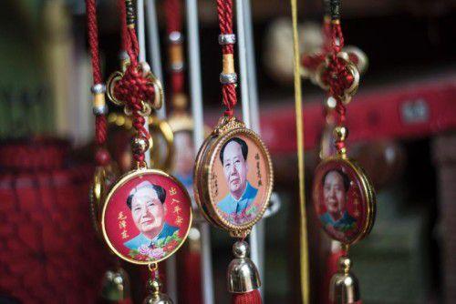 Mao-Ketten: China schweigt zum blutigen Jahrestag.