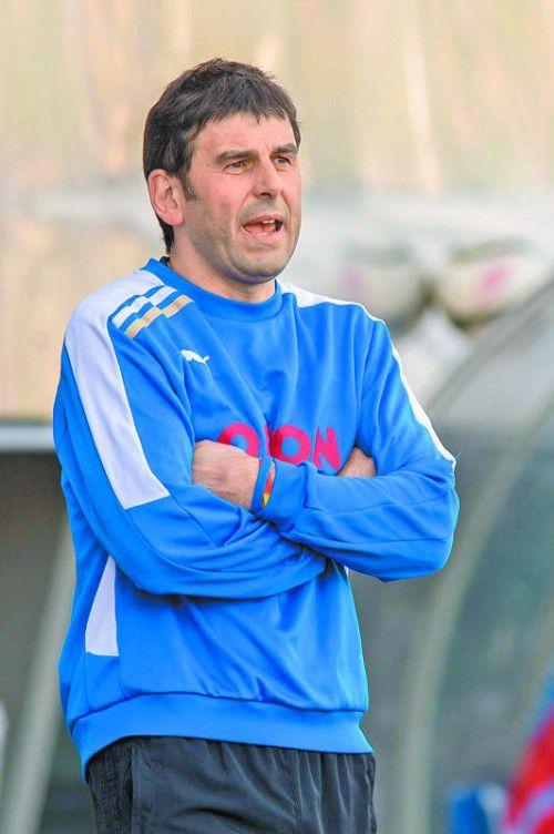 Markus Grass übernimmt das Traineramt in Nenzing.