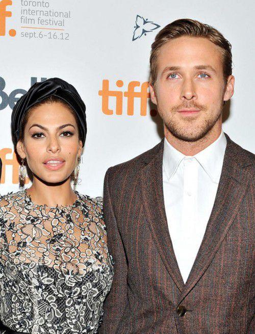 Mendes und Gosling sind seit 2011 liiert, nachdem sie sich bei Dreharbeiten kennengelernt hatten.