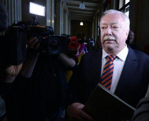 Michael Häupl bleibt bis25. Juni interimistischer Parteichef.