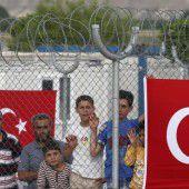 Schüsse auf Flüchtlingskinder