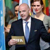 Erster FIFA-Kongress als Test für Reformeifer