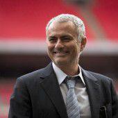 Mourinho wird ManU-Coach