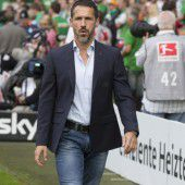Werder Bremen trennte sich von Manager Eichin