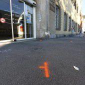 Graz: Mann wollte Frau und Kinder überfahren