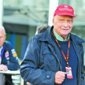 Lauda wäre als Formel-1-Chef geeignet