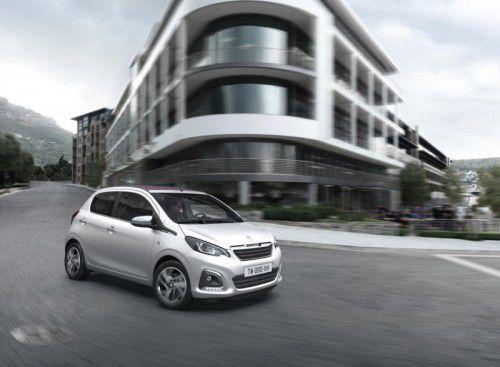Peugeot 108: Er entstammt einer Technik-Kooperation zwischen der PSA-Gruppe und Toyota.