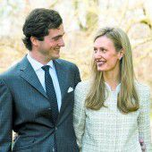 Belgisches Königshaus freut sich über ein Baby
