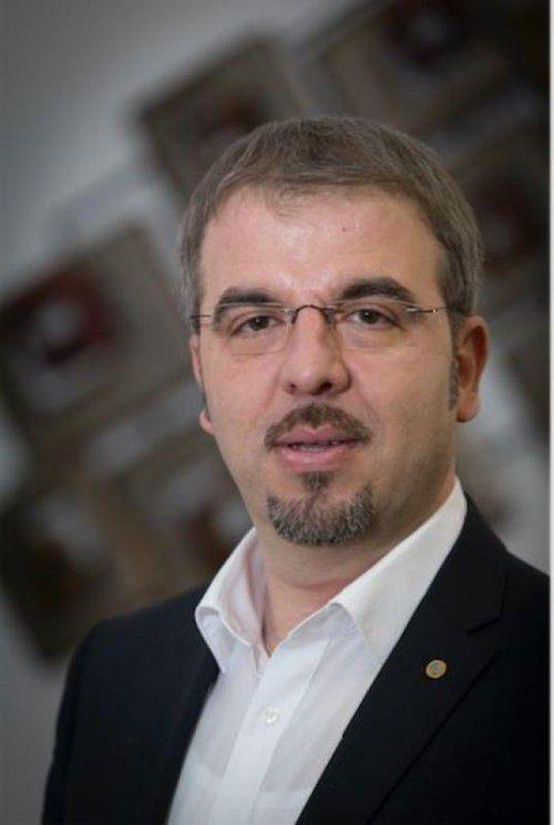Prof. Zekirija Sejdini bildet islamische Religionslehrer aus. Uni Innsbruck