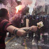 Streiks legen Frankreich lahm