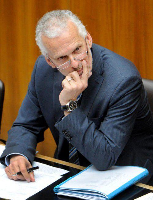 Rechnungshofpräsident Moser kritisiert Zersplitterung.