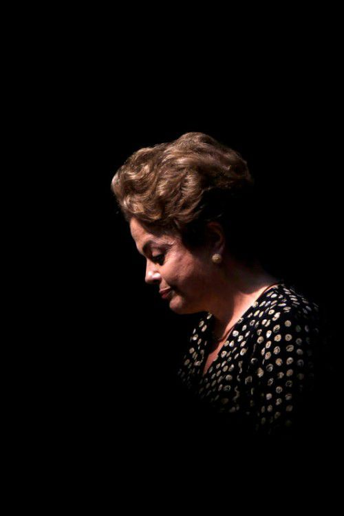 Rousseff glaubt Opfer eines Komplotts zu sein. Ihre Gegner werfen ihr unter anderem Budgettricks vor.
