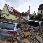 Tote und Verletzte nach schweren Unwettern