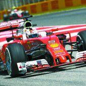 Ferrari ist nur theoretisch gut