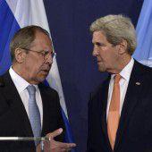 Ein konkretes Ergebnis bei Syrien-Gesprächen