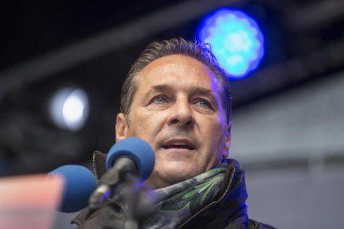 Straches Aussage sorgte im Nachbarland für Ärger.