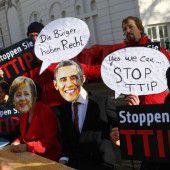 TTIP-Papiere: Die USA setzen EU unter Druck