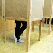 Eine Demokratie muss Umfragen aushalten