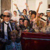 Lagerfeld bringt Glamour nach Kuba