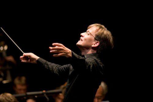 """Unter der Leitung von Sebastian Tewinkel werden Solisten, Chor und Orchester der Musikhochschule Trossingen Gustav Mahlers """"Auferstehungssymphonie"""" präsentieren."""