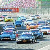Beim DTM-Rennen am Norisring dabei sein