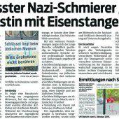 Gefängnis für jugendlichen Nazi