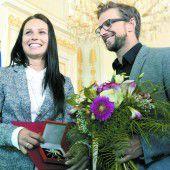 Ehrenzeichen der Republik für Anna Veith
