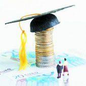 Mehr Geld fürs Studium