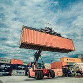 Die Exporte sichern den Standort Vorarlberg