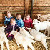 Respekt, Dankbarkeit und ein gutes Leben für die Tiere