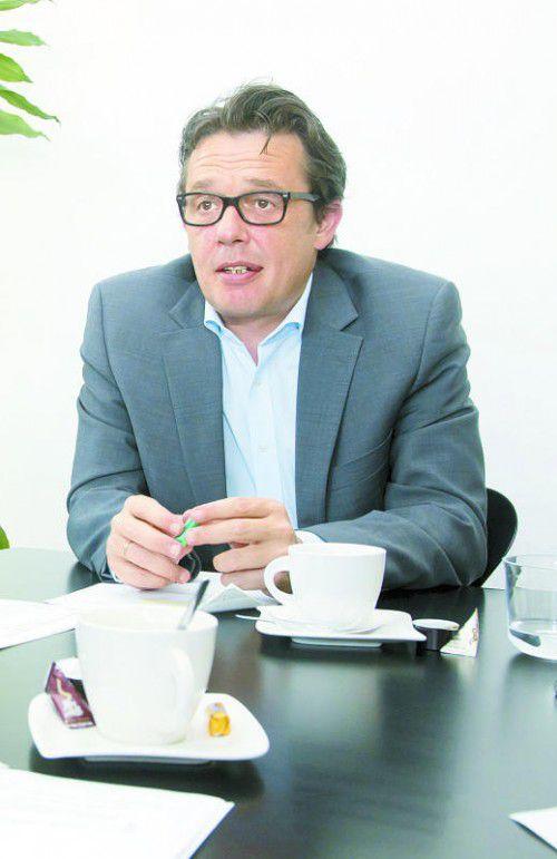 Wird Hotelier Hans-Peter Metzler nächster WKV-Präsident?