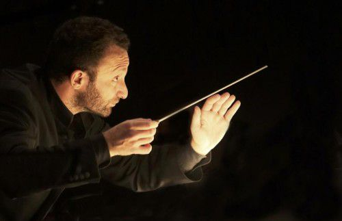 Kirill Petrenko ist seit August 2019 Chefdirigent der Berliner Philharmoniker. Reuters