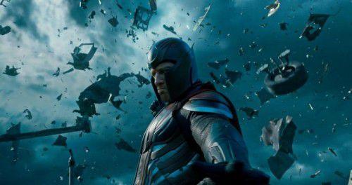 """X-Men: Apocalypse"" heißt das knapp zweieinhalbstündige Epos."