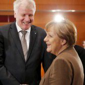 Krisengespräch in Berlin