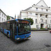 Sieben Millionen Passagiere im Stadtbus