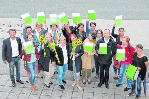 15 neue Deutsch-Profis haben vor Kurzem ihren Abschluss als DaF/DaZ-Trainer gemacht.