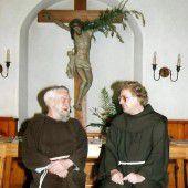 Franziskaner seit 25 Jahren in Bludenz