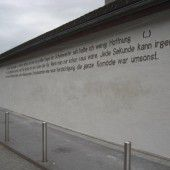 Mahnmal am Feldkircher Bahnhof saniert