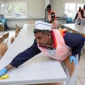Arbeit für Asylwerber ist das größte Problem