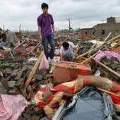 Zahl der Toten nach Tornado in China steigt
