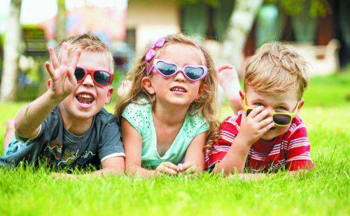 An einer gemeinsamen Grünfläche erfreuen sich meist alle. Foto: Shutterstock