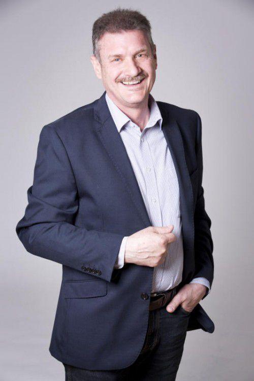 Anton Metzler schaut als Bürgermeister auch darauf, dass seine Bevölkerung einen gesunden Lebensstil pflegt.