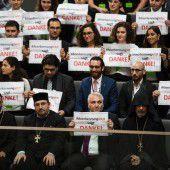 Armenier-Massaker als Völkermord eingestuft
